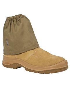 Over boot cover, sock protectors cotton drill