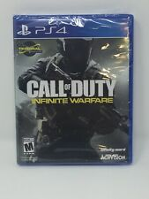 Call of Duty: Infinite Warfare PS4 (Sony PlayStation 4, 2016) Brand New Sealed