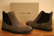 Lacoste Damen Stiefel Boots Thionna Suede Khaki Gr. 38,39,40 Neu & Ovp