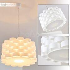 Lampe à suspension Plafonnier Blanc Lampe pendante Lampe de salon Vintage 178906