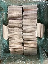Huge Lot of 2000 YuGiOh Card Collection Silver Cards
