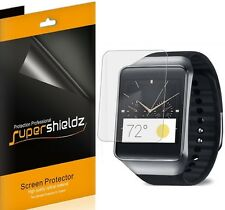 3X Supershieldz Anti-Glare (Matte) Screen Protector Saver For Samsung Gear Live