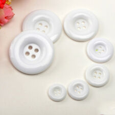 15-34mm New Crafts Sewing 4-Hole Flat Resin Button For Coat Shirt Children's DIY