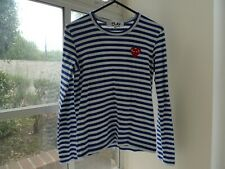 Comme des Garcons PLAY Long Sleeve T-Shirt TOP