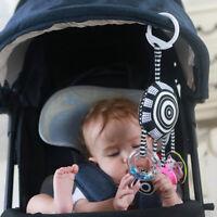 Cartoon Newborn Baby Bed Toys Stroller Hanging Crib Mobile Holder Arm Brackets