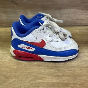Nike Air Max 90 LTR Toddler Size 6C Shoes 724823-104
