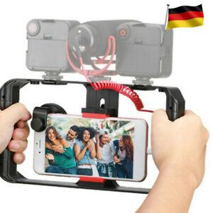 ChromLives Kameragriff Haltegriff Universalhalterung Kamera-Stabilisator mit 1//4Au/ßengewinde f/ür Digitale Videokamera Camcorder Action Kamera LED Video Light Smartphone