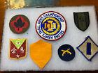 WW1 WW2 Military Paratrooper Army Navy Marine Patch Shoulder Insignia Lot 365