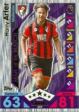 Bournemouth Soccer Trading Cards 2016-2017 Season