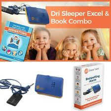 DRI Sleeper Excel Bedwetting Alarm with a free Book by Dr Yemula