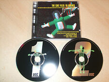 Cult Files Re-Opened - Original TV Soundtrack (CD) 44 Tracks - Mint - Fast Post