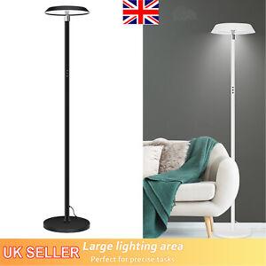 3 Colour Temperatures LED Corner Floor Lamp Mood Light 175cm Tall Floor Light UK