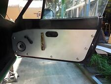 90-97 LRB Speed MAZDA MX-5 Miata Aluminum Door Panel Card NA JDM BOTH SIDES