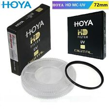 Hoya 72mm HD Digital UV Filter High Definition Multi-Coating for Canon Sony Lens