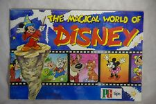 """Brooke Bond Picture Cards """"The Magical World of Disney"""" Complete Set"""