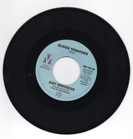 """JUST BROTHERS Sliced Tomatoes / ELOISE LAWS .. NORTHERN SOUL 45 (OUTTA SIGHT) 7"""""""