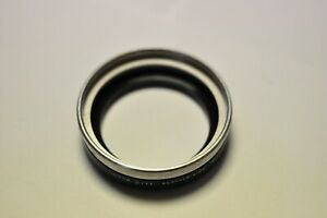 Tiffen 711 adapter. 44mm to accept Series VII drop in filter. With retainer