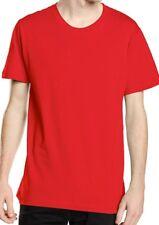 Stedman red t shirt for men SIZE M