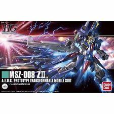 Bandai Hguc 1/144 Msz-008 Zii Plastic Model Kit Mobile Suit Z Gundam from Japan