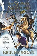 THE SON OF NEPTUNE - RIORDAN, RICK/ VENDITTI, ROBERT (ADP) - NEW BOOK