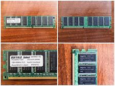 RAM 1GB - DDR 400 - 184pin DDR - DDR1 - PC3200U-333 - 400Mhz - Buffalo