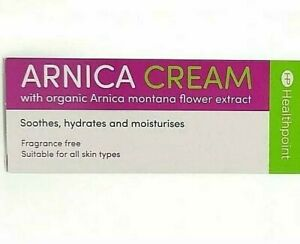 Arnica Cream With Organic Flower Extract Healthpoint ,  50 ml