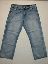 TK Axel Brand 38x30 Treadwell Relaxed Straight Jeans Men's ( Measure 38x28.5 )