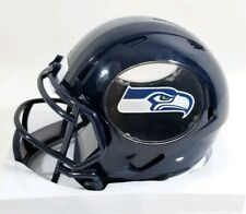"New NFL Philadelphia Eagles Football Helmet Coin Bank Blue 9""L x 6""H x6.5""W Bank"