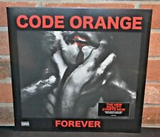 CODE ORANGE - Forever, Limited CLEAR VINYL LP Embossed Jacket New & Sealed!