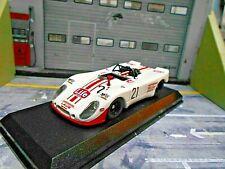 PORSCHE 908 908/2 Flunder Monza 1971 #21 Brambilla Wicky Life Best 1:43