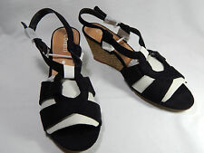 NEW Corelli Bella Women's Shoes, Black, Open Toe Sling Backs, Size US#9 NIB