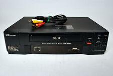 New listing Emerson Vcr Da-4-Head Vhs Hq Video Cassette Player/ Recorder Vcr4003A