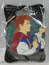 Disney WDI LE 250 Pin Heroes Profile Snow White The Prince