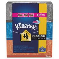 Kleenex White Facial Tissue 2-Ply 160/Box 3 Bx/Pack 12 Pk/Carton 37392