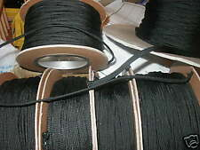 "5/8""  BRAIDED NYLON SLEEVING audio TECHFLEX    25 ft."