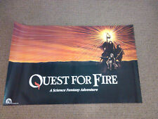 Vintage Quest for Fire Movie poster app 25 x40