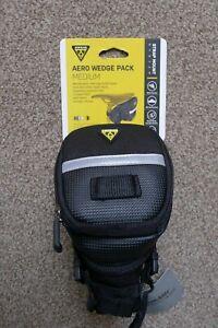 TOPEAK Aero Wedge Pack Medium bike seat bag