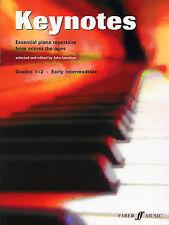 Keynotes Grades 1-2 (piano) Lenehan, John (editor)