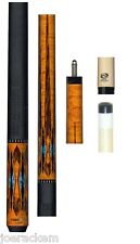 Players HXTE2 Pure X Series Cue - FREE Joint Caps & Tip Tool - FREE US SHIPPING
