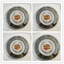 "4 New 07-14 CADILLAC ESCALADE COLOR Replacment22"" WHEEL HUB CENTER CAP 9596649"