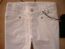 (85) Leichte CLOSED Girls Jeans Hose aus glatter Baumwolle asym. Taschen gr.104