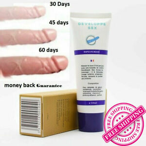 Gel PENIS ENLARGER XXL Max Strong Size Oil Male Herbal Cream Dick Grow Fast