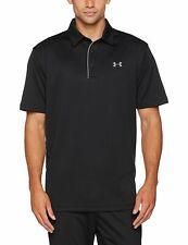 NEW! Under Armour Men's UA Tech Loose-Fit Golf Polo Shirt VARIETY SZ/CLR - G42