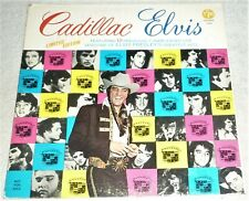 """""""PINK"""" VINYL LP by ELVIS """"CADILLAC ELVIS"""" / TCB RECORDS 1-8-35 / LIMITED EDITION"""