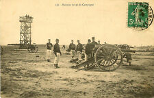 MILITARY :  Batterie de 90 de Campagne-REUNIES de NANCY