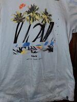 Hurley Graphic Tshirt Size Medium