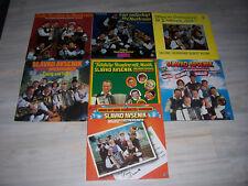 Riesige Slavko AVSENIK - Sammlung / Collection mit 30 verschiedenen, raren LPs !