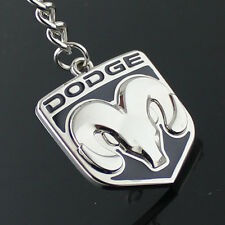 New high quality Dodge luxury key chain Style Car Keychain Part Collect KeyRing