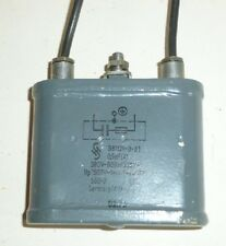 Kondensator Si Element 0,5 µF 380 V AC 50 Hz 500 V DC