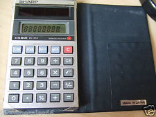 Vintage Sharp Elsi Mate EL-350 EL350 Solar and Battery Calculator
